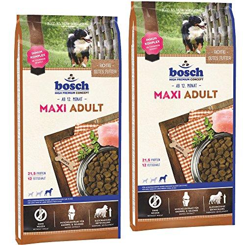 bosch Adult Maxi 30kg (2 x 15kg)