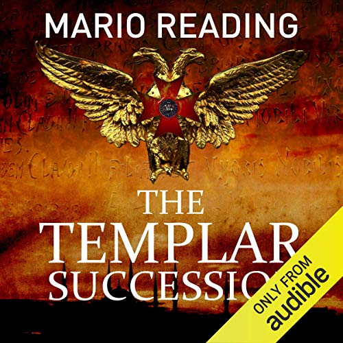 The Templar Succession Audiobook By Mario Reading cover art