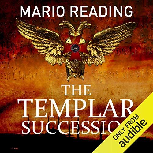 The Templar Succession audiobook cover art