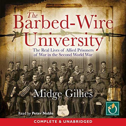 The Barbed Wire University cover art