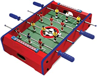 TOOYU Foosball Table For Kids Soccer Football Competition Sized Arcade Game Room For Family Use