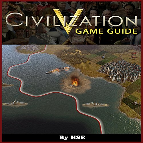 Civilization V Game Guide cover art