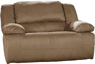 Ashley Furniture Signature Design - Hogan Oversized Recliner - Mocha
