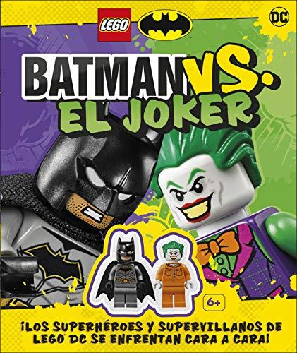 Lego Batman Vs. El Joker: Los superhéroes y supervillanos de Lego DC se enfrentan cara a cara (LEGO | DC Superheroes)