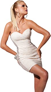 Short Fitted Dress 11361