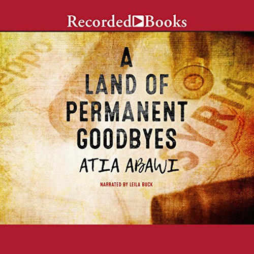A Land of Permanent Goodbyes audiobook cover art