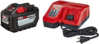 Milwaukee Electric Tools 48-59-1200 Red lithium High Output Starter Kit