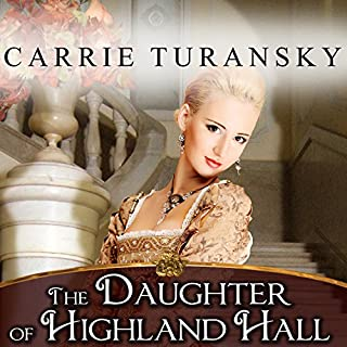 The Daughter of Highland Hall audiobook cover art