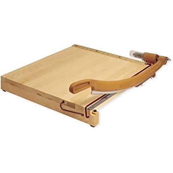 "Swingline Paper Trimmer, Guillotine Paper Cutter, 15"" Cut Length, 15 Sheet Capacity, ClassicCut Ingento (1142)"