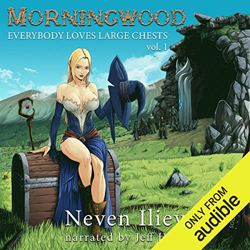 Couverture de Morningwood: Everybody Loves Large Chests (Vol.1)