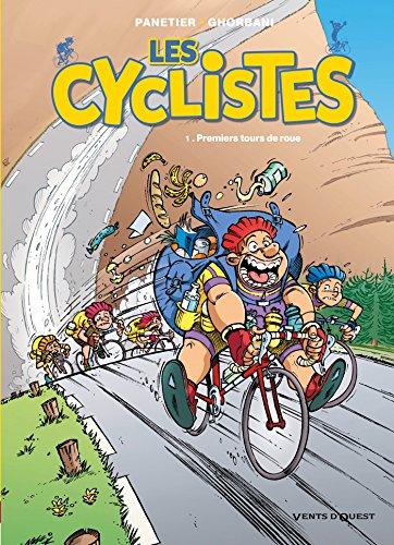 Les Cyclistes - Tome 01: Premiers tours de roue