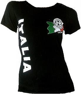 Italia Italie Forza squadra Azzurra football wm em t-shirt maillot s m l xl xxl