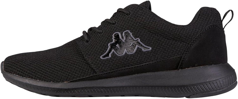 Kappa Speed II OC Sneaker Black Black Unisex shoes Trainers