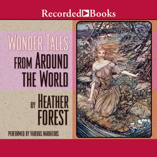 Wonder Tales from Around the World cover art