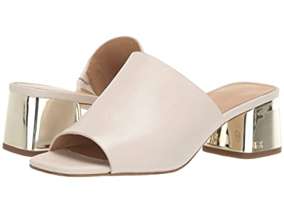 MICHAEL Michael Kors Dixon Mule (Light Cream) Women