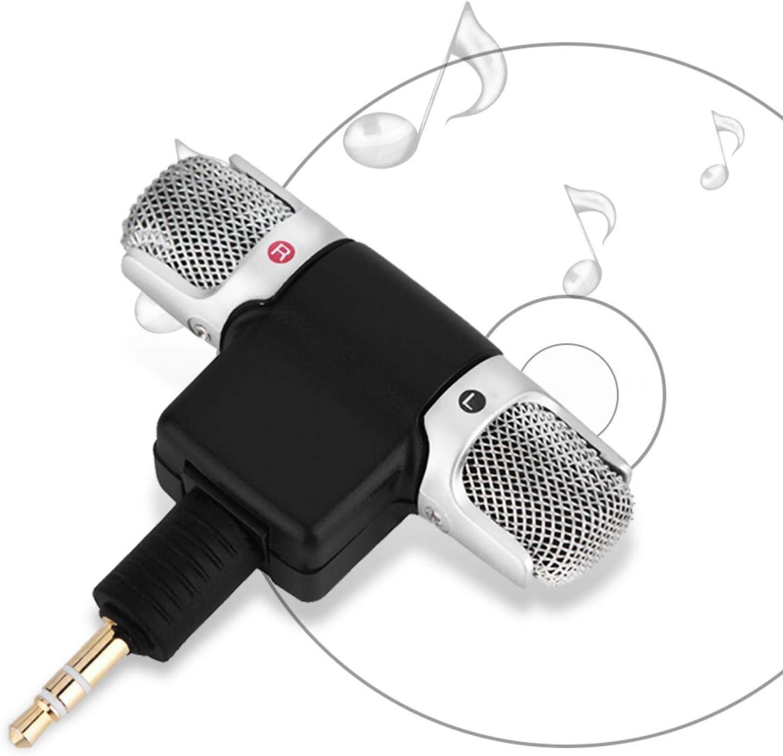 Mxzzand Mini Mic Lossless Finally resale start Wear-Resisting Fashionable Portable Microphone wit