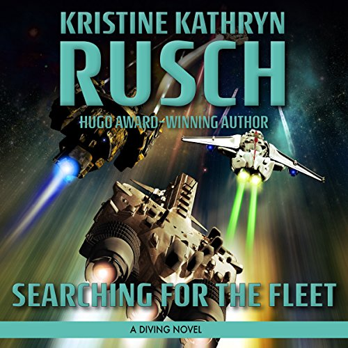Searching for the Fleet audiobook cover art