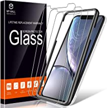 MP-MALL [3-Pack] Screen Protector for iPhone 11 / iPhone XR 6.1