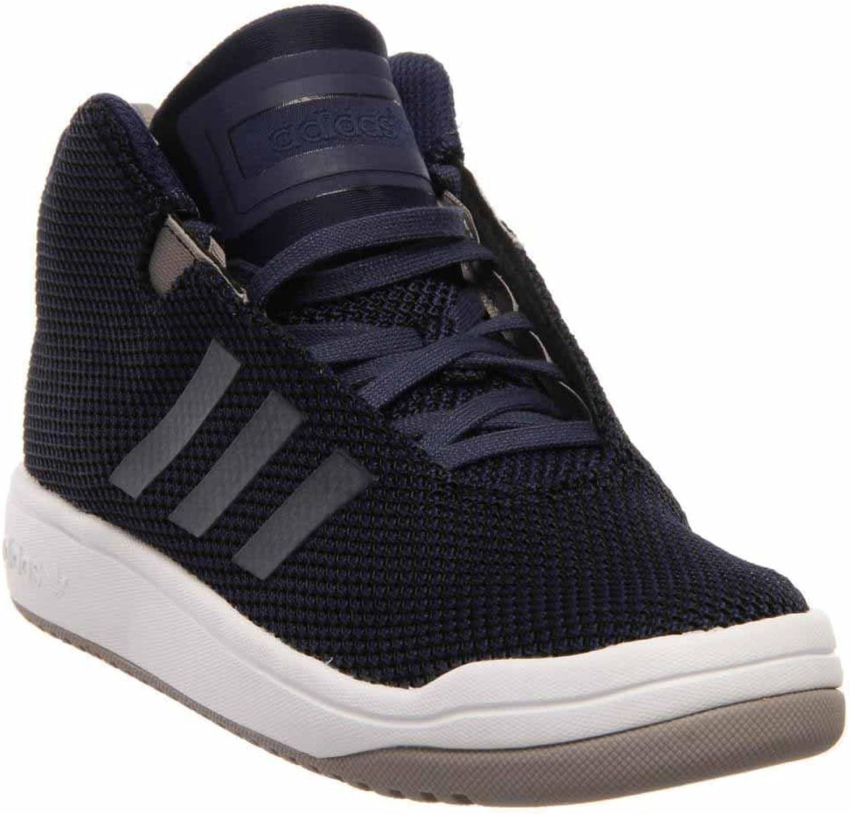 Adidas Originals Men's Veritas Mid Dark bluee Dark bluee 10 M US