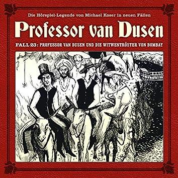 Die neuen Fälle, Fall 23: Professor van Dusen und die Witwentröster von Bombay