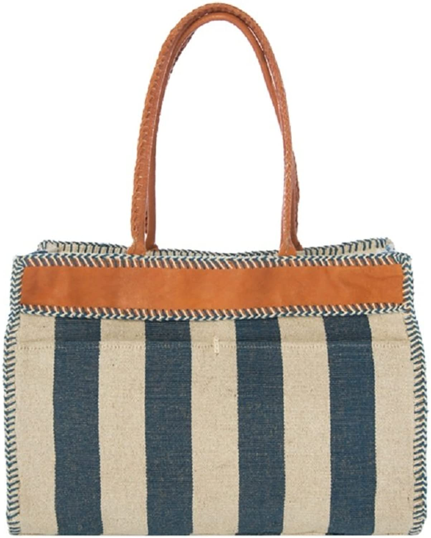 Shiraleah Naomi Tote Bag, blueee