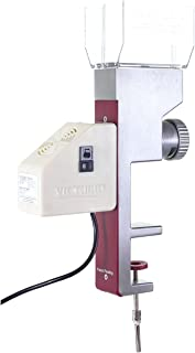 Victorio VKP1024 Deluxe Hand Operated Grain Mill AND Deluxe Motor Package