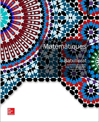 Matemàtiques - 2N Bachillerato - 9788448610432