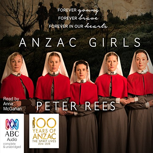Anzac Girls cover art