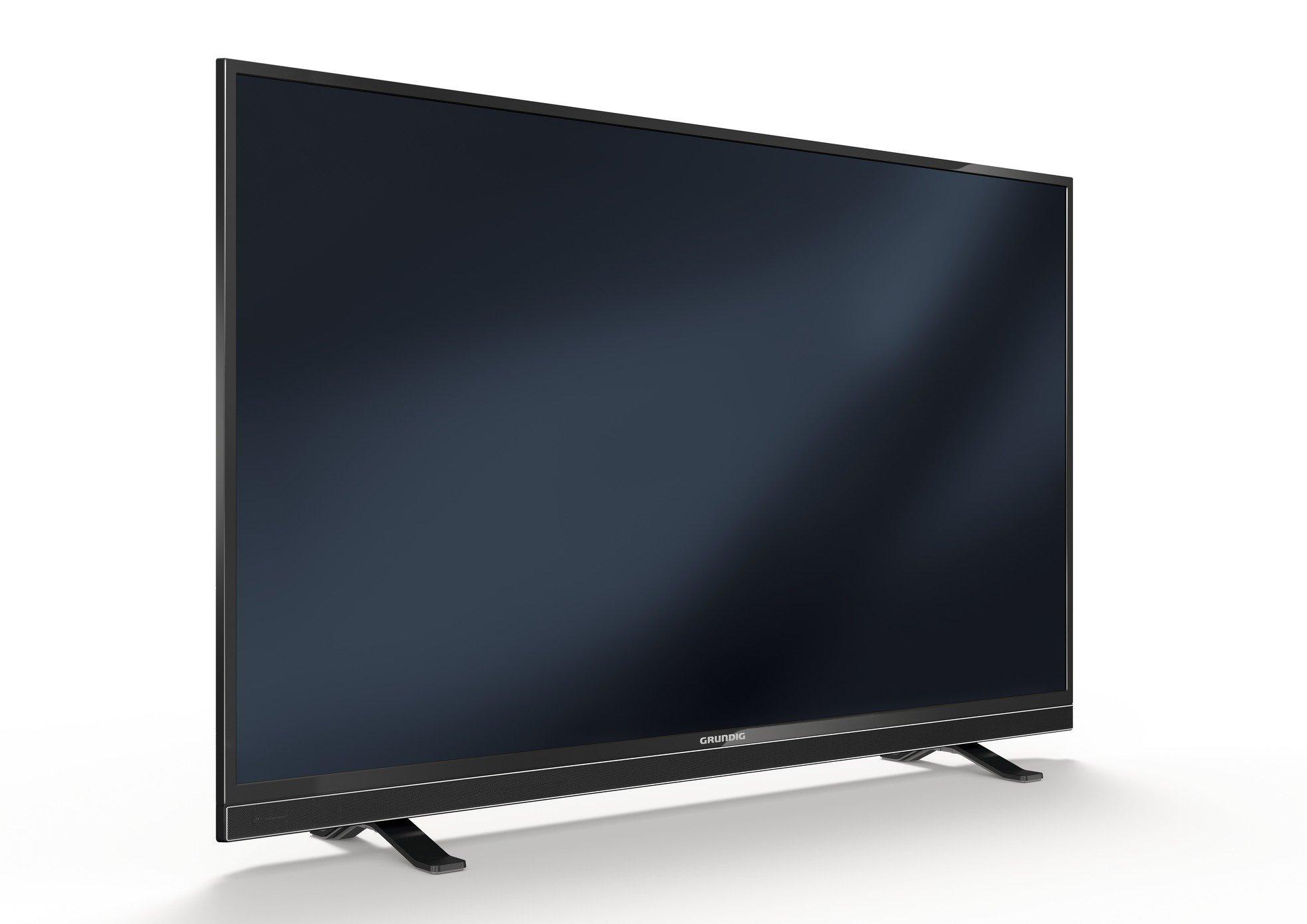 Grundig 42 VLE 825 BL 107 cm (42 Pulgadas) de TV (Full HD, sintonizador Triple, Smart TV) Negro: Amazon.es: Electrónica
