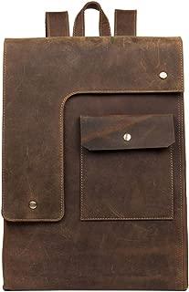 SAIPULIN Fits 15 Inch Laptop Duty Travel Water-Repellent Business College Stylish Big Daypack for Men/Women Professional Business Backpack Bag Slim Lightweight Laptop Bag