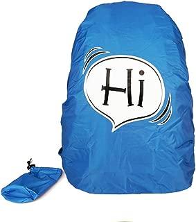 Bcakpack Cover - VERTTEE Universal Foldable Outdoor Camping Hiking Waterproof Dustproof Travel Backpack Rucksack Rain Cover Protector 30-45L …