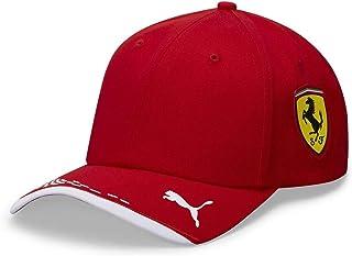 Youth Formula 1 Scuderia Ferrari 2020 Team Cap, Red, One Size