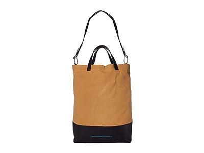 Timbuk2 Wedge Tote (Dry Hay/Nautical) Tote Handbags