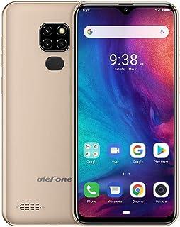 Mobile phone Note 7P, 3GB+32GB, Triple Rear Cameras & Face Unlock & Fingerprint ID Identification, 6.1 inch Waterdrop Screen, Android 9.0 MT6761 Quad-core 64-bit 2.0GHz, Network: 4G, Dual SIM & OTG(Bl