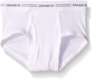 Hanes Boys' 6-Pack White Brief