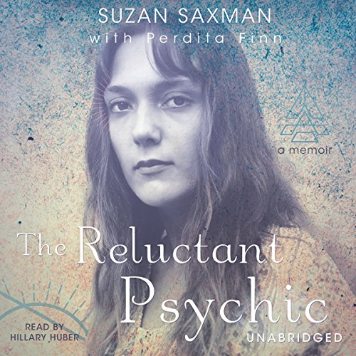 The Reluctant Psychic audiobook cover art