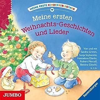 Meine ersten Weihnachts-Geschichten und Lieder Titelbild