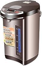LIU UK Electric Kettle Waterkoker, volautomatisch, intelligente constante temperatuur, snel koken, 6 temperatuurregeling e...