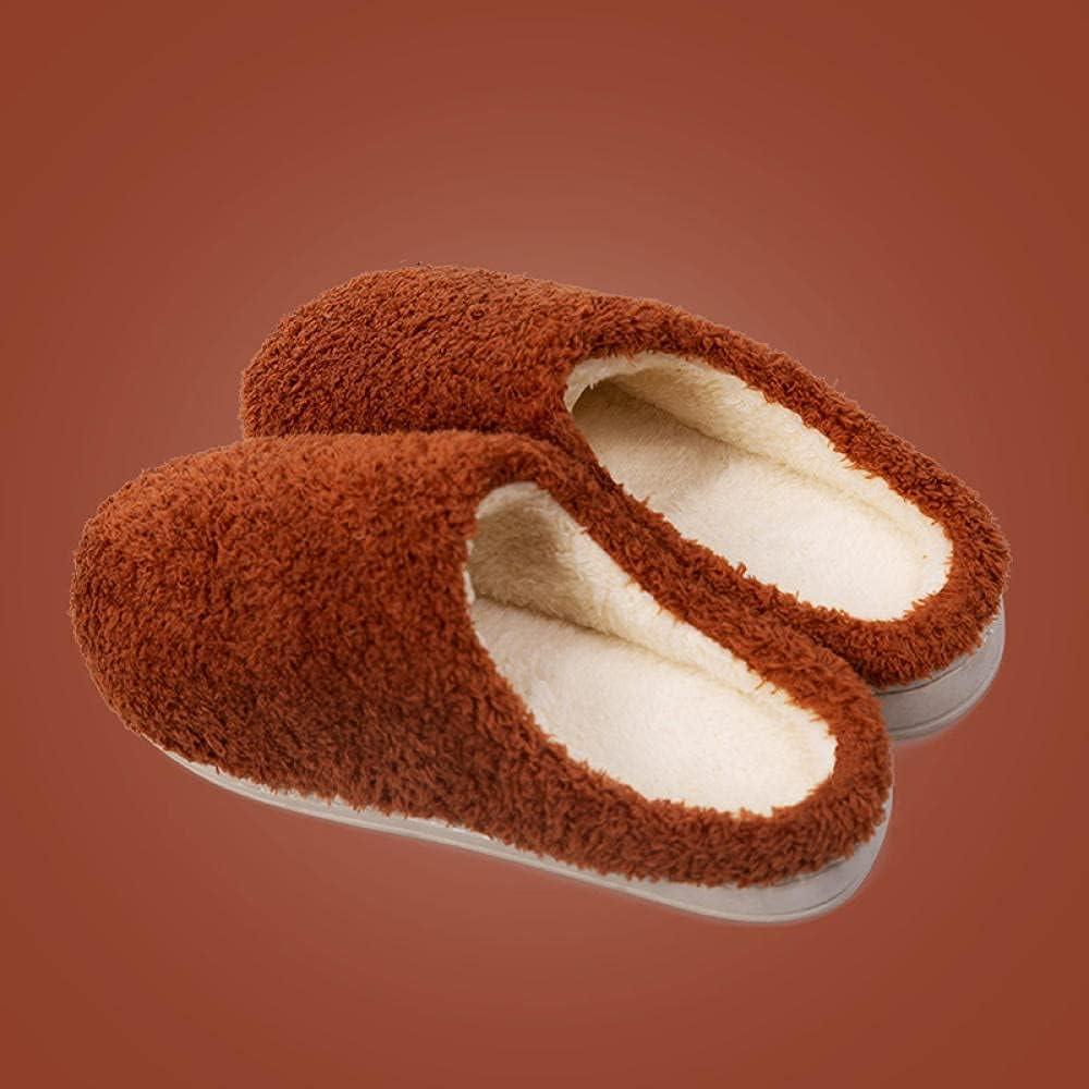 LUXMAX Beautiful Winter Home Plush Slippers Cotton M ,Plush Max 88% OFF Spasm price