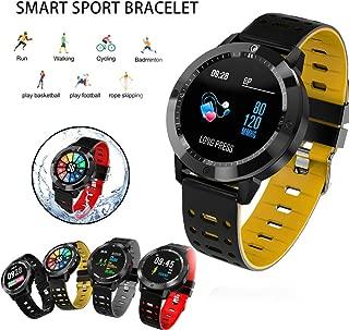 UHOOFIT Fitness Tracker Watch, Activity Tracker, IP67 Waterproof Smart Watch Fitness Tracker Step/Calorie Counter, Heart Rate