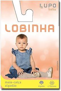 Meia Calça Lobinha Baby Feminino (Baby)