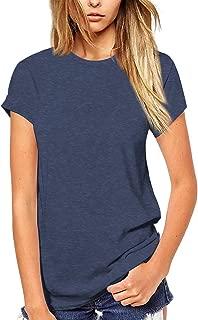 Best womens charcoal grey t shirt Reviews