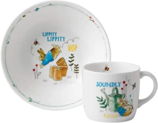 Wedgwood Peter Rabbit Boy's 2-Piece Set