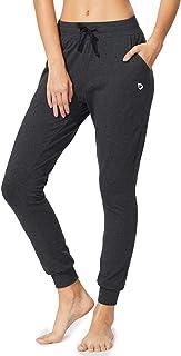 BALEAF Women Active Lounge Sweatpants Running Jogger Yoga Pants with Pockets