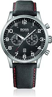 Hugo Boss Vitality Quartz Movement Black Dial Men's Watch 1512922