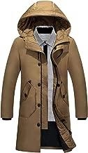 2018 Warm Thick Outerwear Winter Down Jacket Men