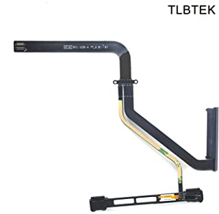 TLBTEK 821-1226-A HDD Hard Drive Cable w/IR Sensor with Bracket Compatible for MacBook pro A1278 13'' Unibody 2011 922-9771