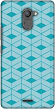 AMZER Slim Designer Snap On Hard Shell Case Back Cover with Screen Care Kit for Infinix Hot 4 Pro AMZ601040351215