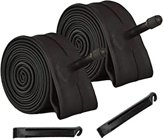 """CSYLX Bicycle Tube 20"""" x 2.125/2.35 for Bike Replacement Inner Tube,Pack of 2"""