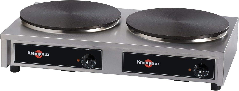 KRAMPOUZ-Crepera, 230 V, 35 cm de diámetro